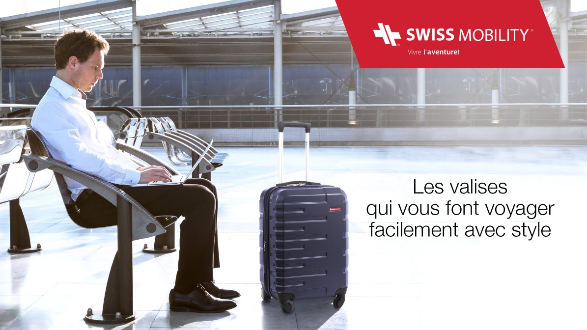 Valise Swiss Mobility