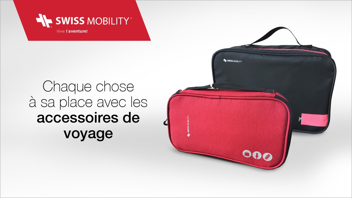 Acessoires Swiss Mobility