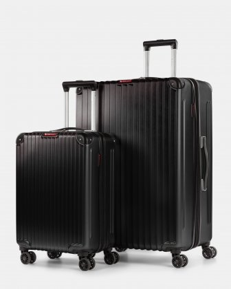 Ember – 2-Piece Hardside Luggage Set Swiss Mobility
