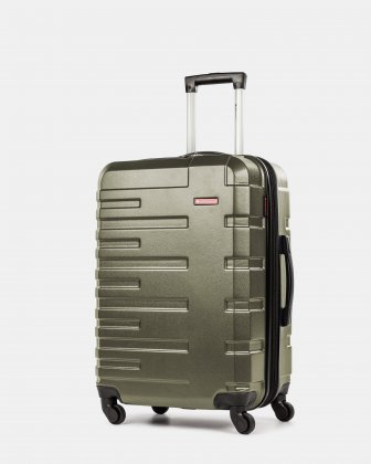 Quad-Hardside Luggage 24'' Swiss Mobility