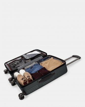 Highway – 3-Piece Hardside Luggage Set Swiss Mobility
