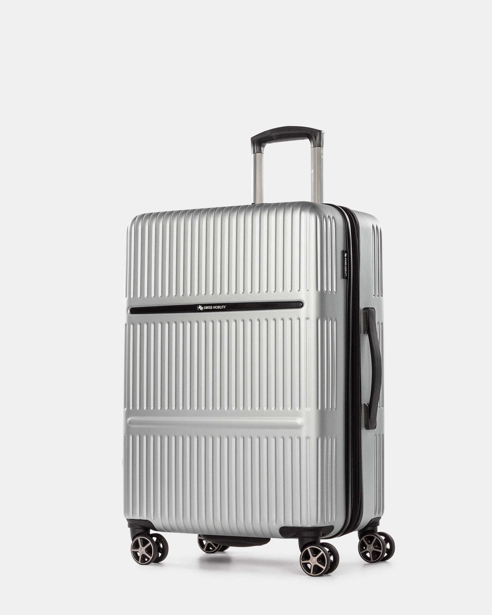 Highway-Hardside Luggage 24'' - Swiss Mobility - Zoom