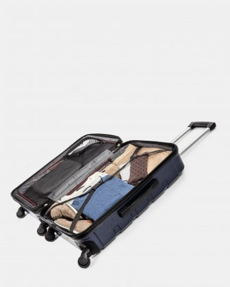 Quad – 3-Piece Hardside Luggage Set - Swiss Mobility