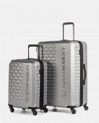 Ridge – Ensemble de 2 valises rigides Swiss Mobility