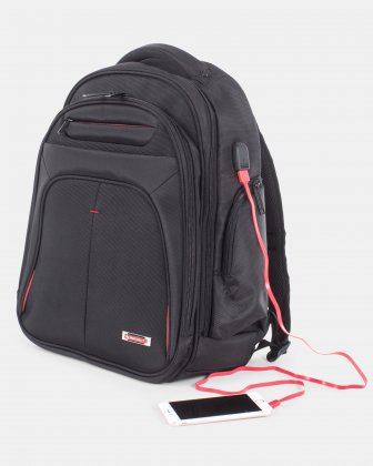 Purpose-Backpack - Swiss Mobility