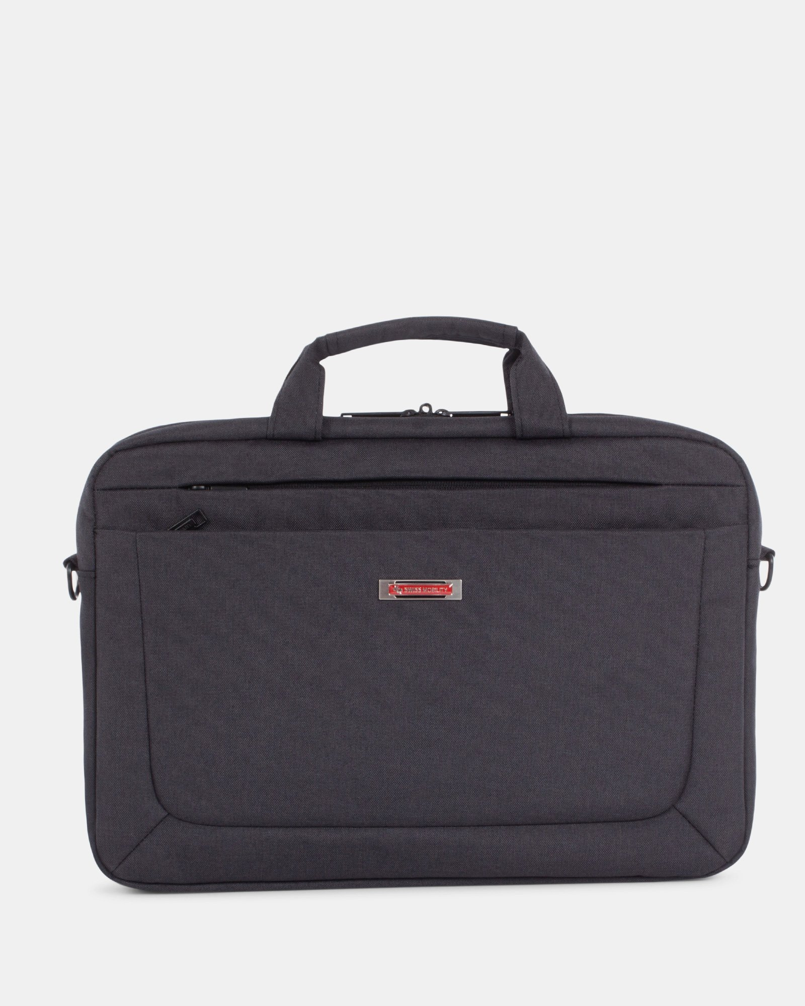 Cadence – Soft Briefcase  - Swiss Mobility - Zoom