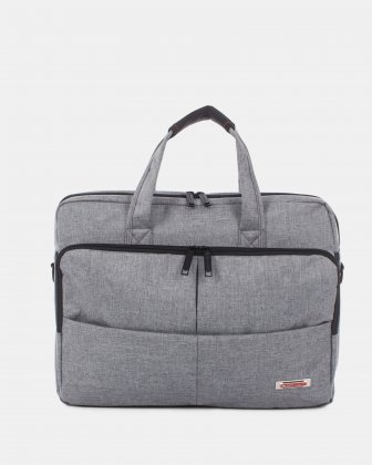 Swiss Mobility Sterling – Soft Briefcase for 15.6