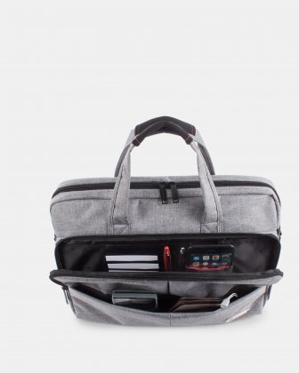 Sterling – Soft Briefcase - Swiss Mobility