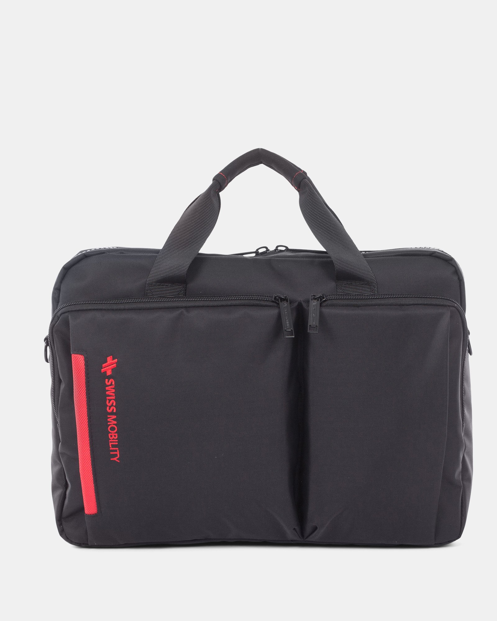 Stride – Soft Briefcase - Swiss Mobility - Zoom