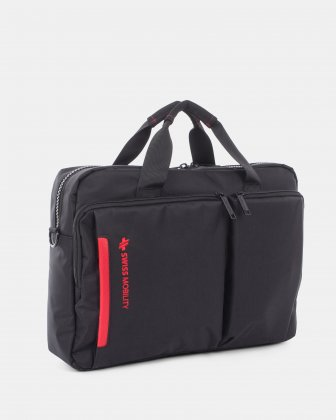 Stride – Soft Briefcase - Swiss Mobility