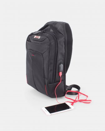 Purpose – Sling shoulder bag Swiss Mobility