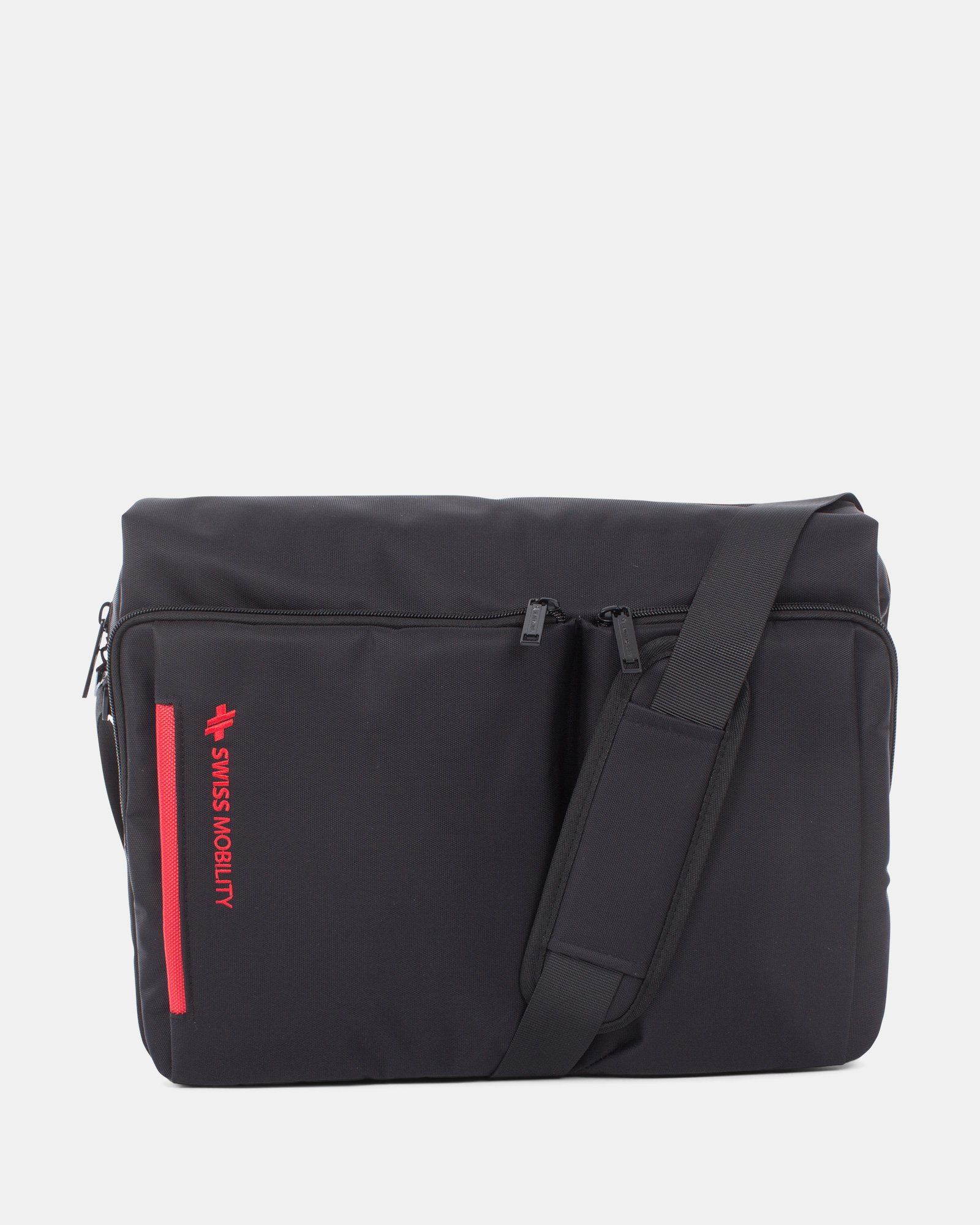 Stride – Messenger Bag - Swiss Mobility - Zoom