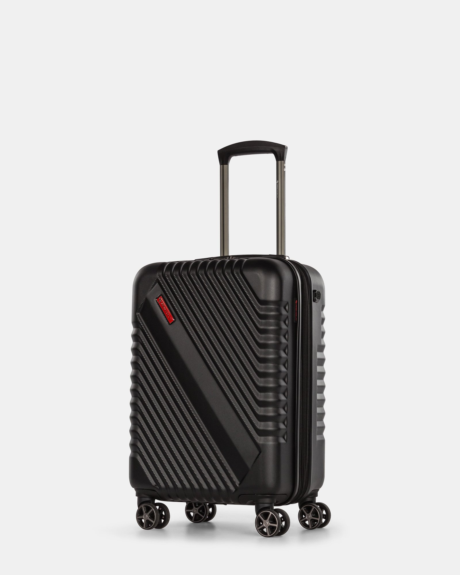 Cirrus – Hardside Carry-On Luggage - Swiss Mobility - Zoom