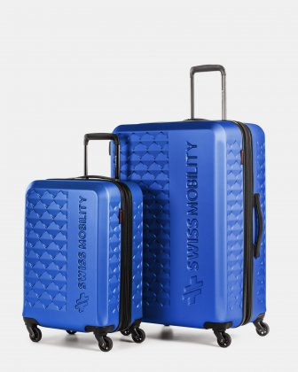 Swiss Mobility Ridge – 2-Piece Hardside Luggage Set