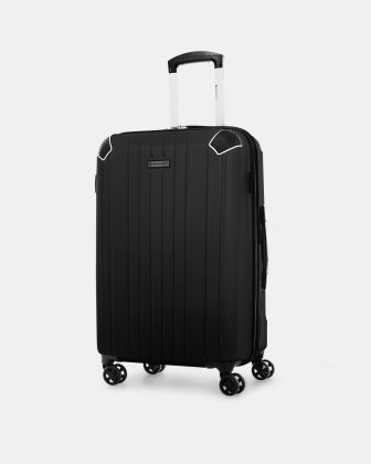 "PVG - 26"" LIGHTWEIGHT HARDSIDE LUGGAGE - BLACK Swiss Mobility"