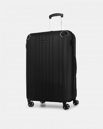 "PVG - 30"" LIGHTWEIGHT HARDSIDE LUGGAGE - BLACK Swiss Mobility"